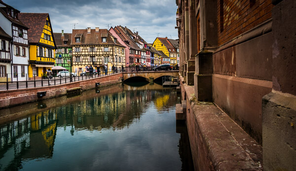 A part of every Alsace itinerary: A day-trip to Colmar