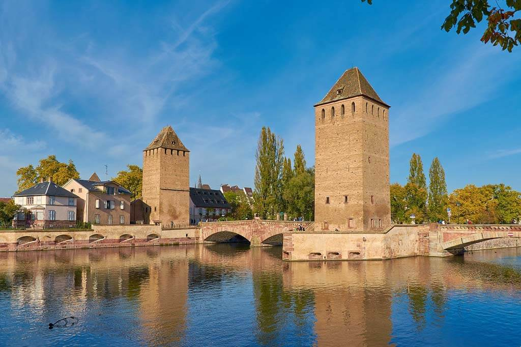 Barrage Vauban in Strasbourg