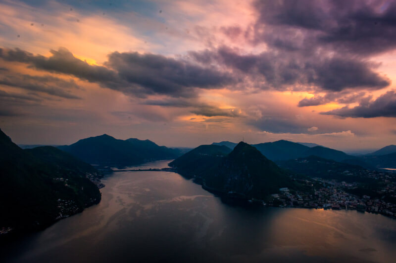 What to see in Lugano in one day