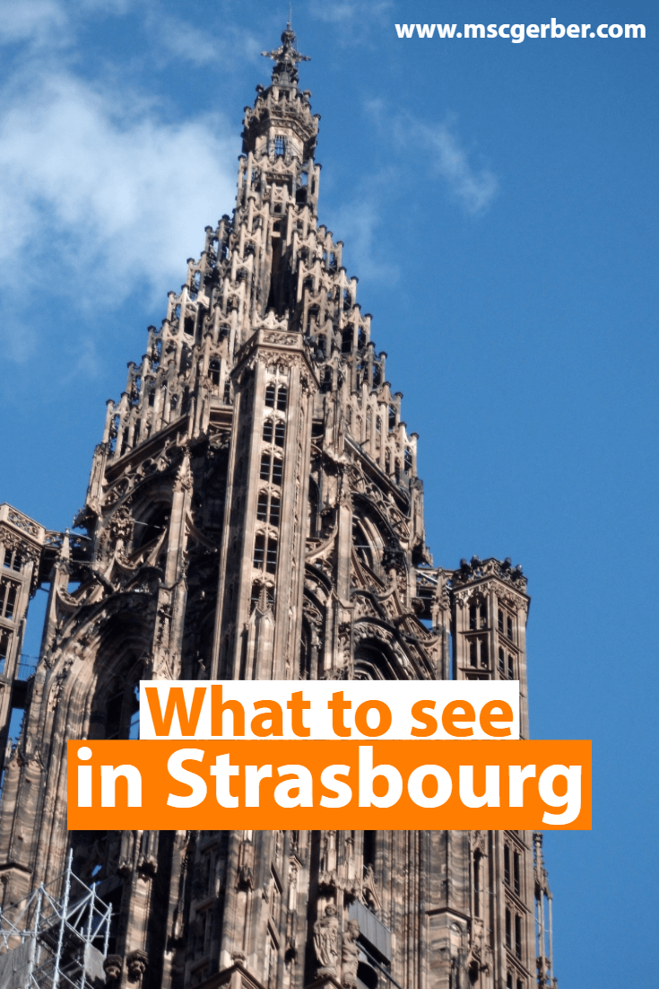 Strasbourg is a lovely city in the Alsace, a region of France. In my blog post I will tell you the best things to see in Strasbourg, no matter if you are planning a family trip, look for adventures or simply do a little vacation.