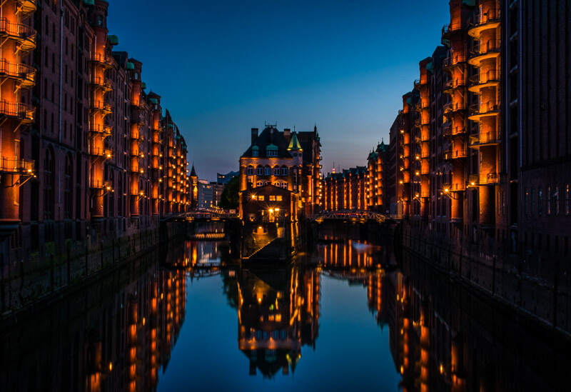 Best photography spots in Hamburg