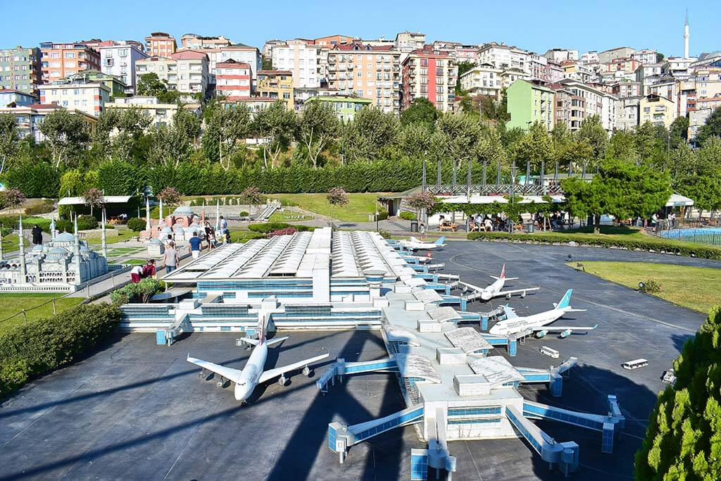 Things to do in Istanbul: Miniaturk Park
