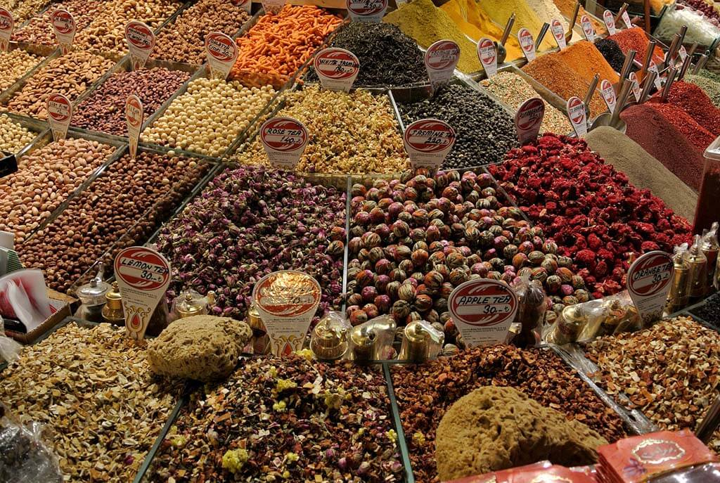 Grand Bazaar, one of the best places in Istanbul