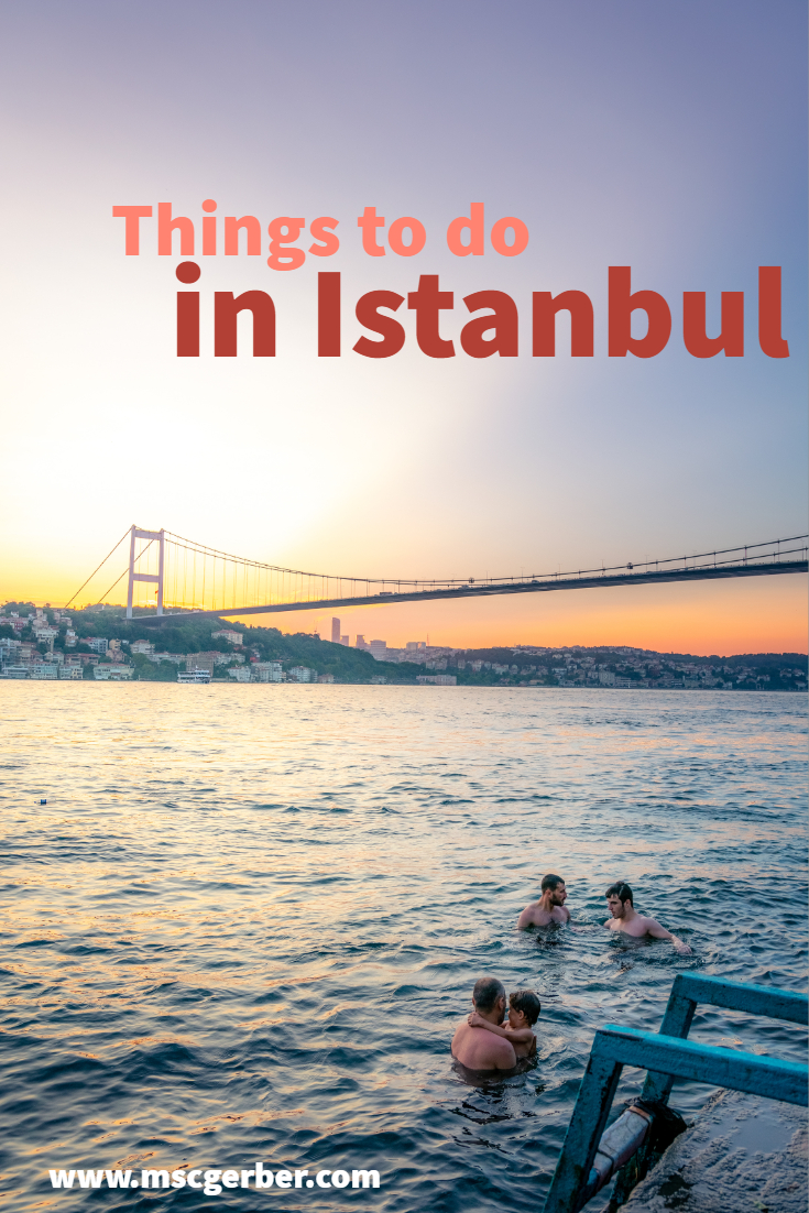 You are visiting Istanbul and look for some travel inspiration by fellow travelers? Then you will find exactly that on my blog, go and check it out to fullfill your wanderlust!