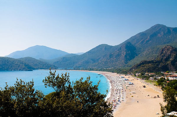 Things to do in Fethiye: Öludeniz Beach