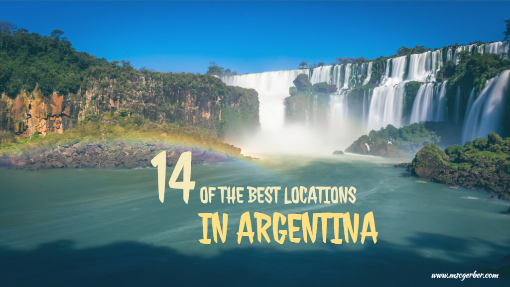 14 of the best locations in Argentina