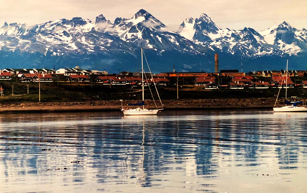 Best locations in Argentina: Ushuaia