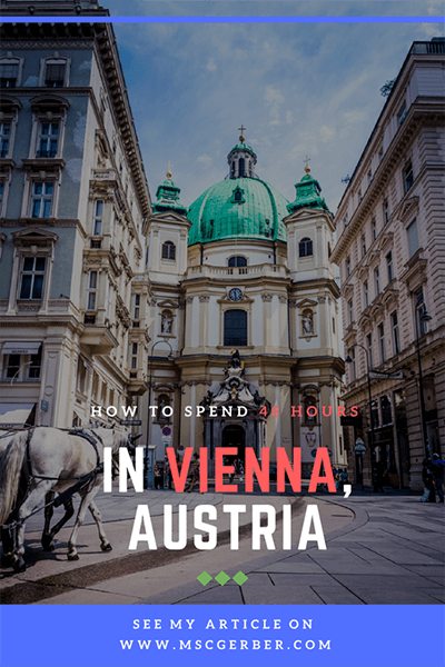 How to spend 48 hours in Vienna
