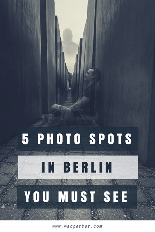 5 Photo spots in Berlin you must see
