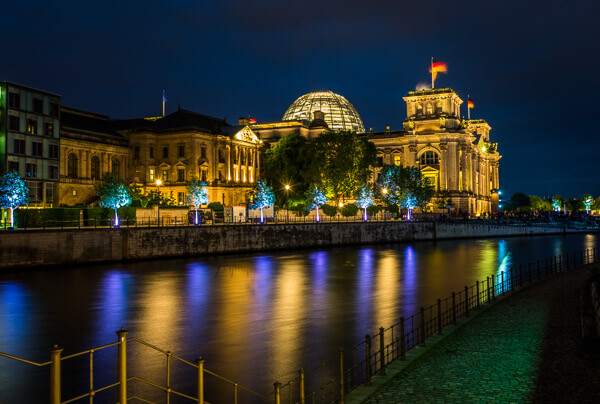 Photography in Berlin: Museum Island