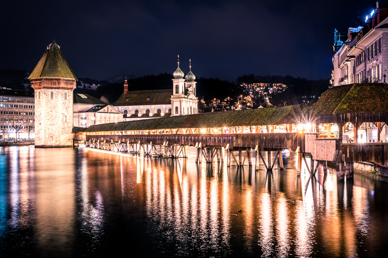 Visit Lucerne in winter