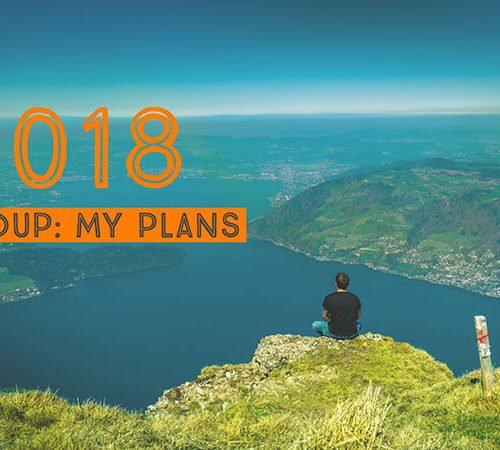 Roundup: My plans for 2018