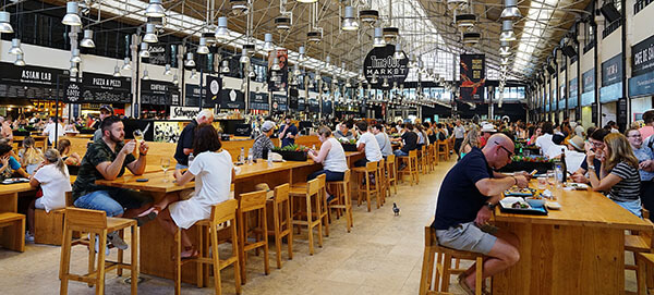 Must do in Lisbon: TimeOut Market
