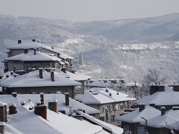 From Sofia to Veliko Tarnovo in Winter
