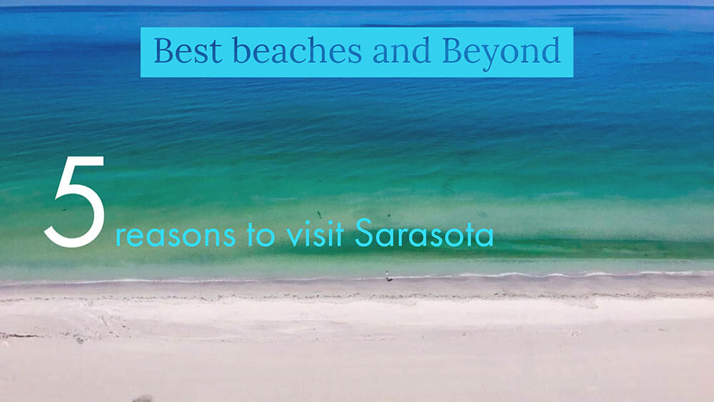 The best beaches in Sarasota