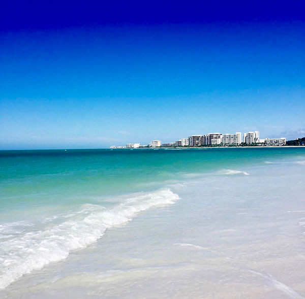 One of the best beaches in Sarasota