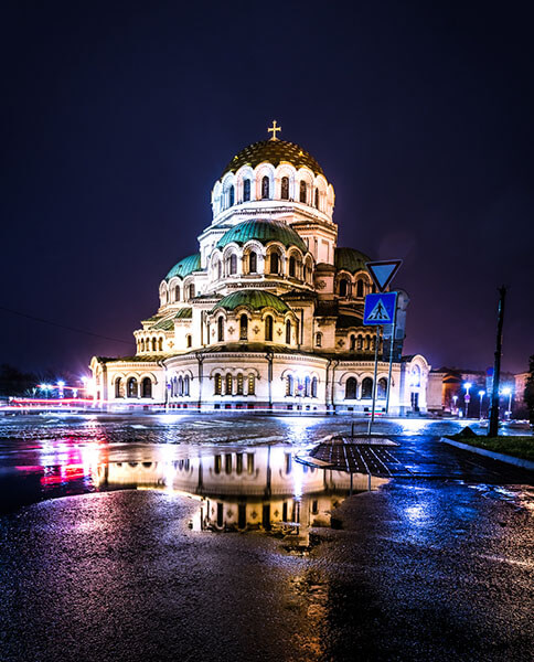 City center - best things to do in Sofia