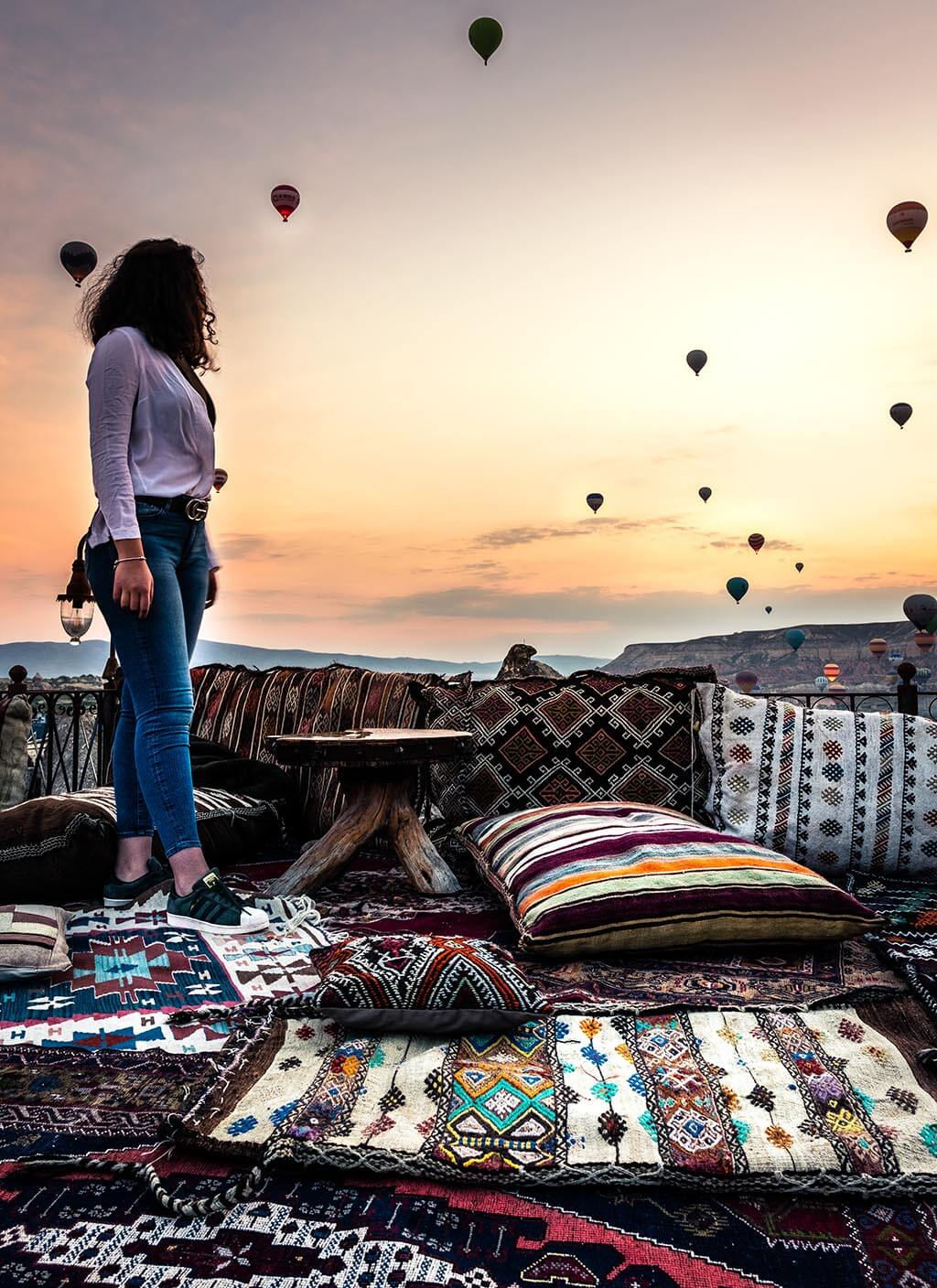 Places to be in Cappadocia