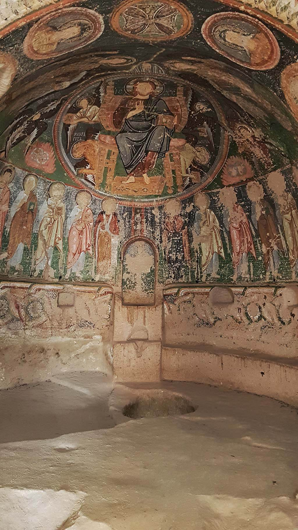 Things to do in Cappadocia: Hacli Church