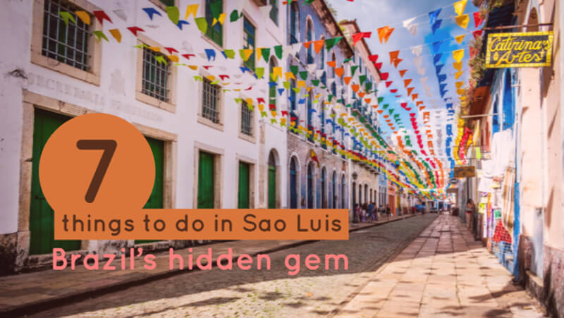 The best things to do in Sao Luis