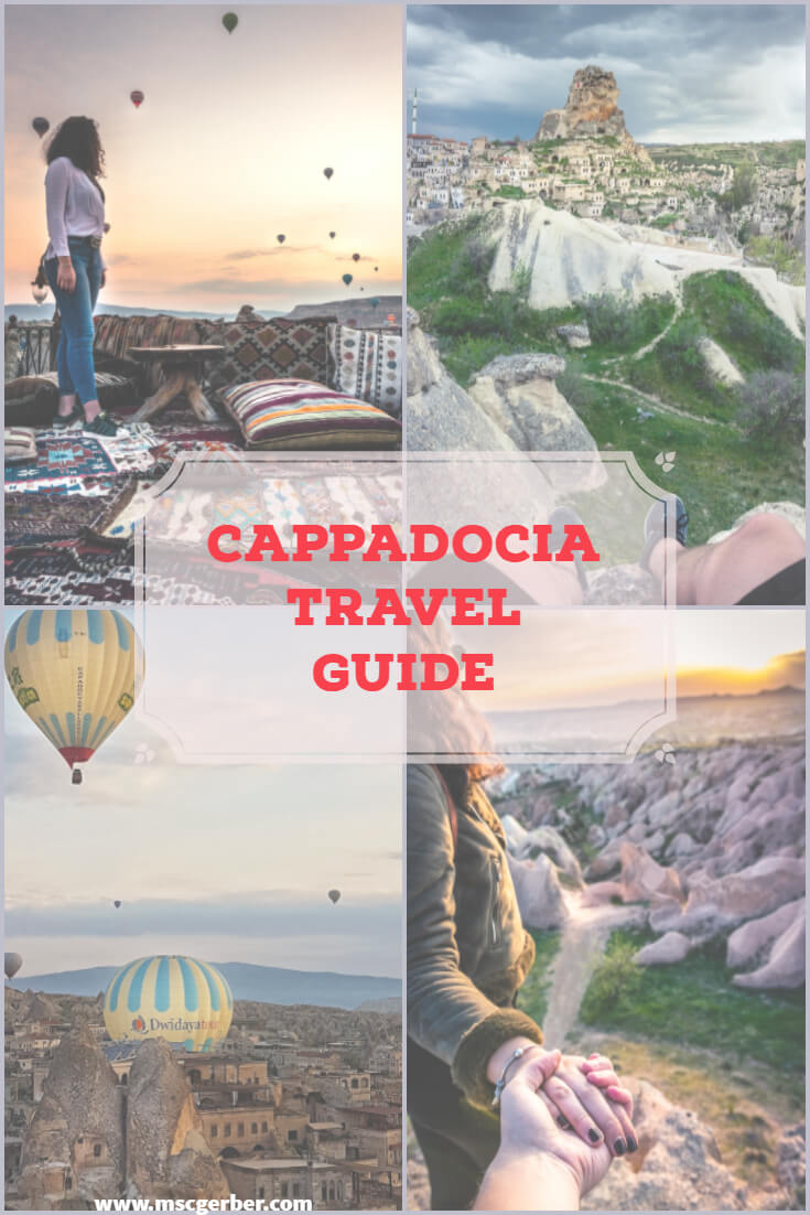 Travel Guide Cappadocia & Best things to do in Cappadocia