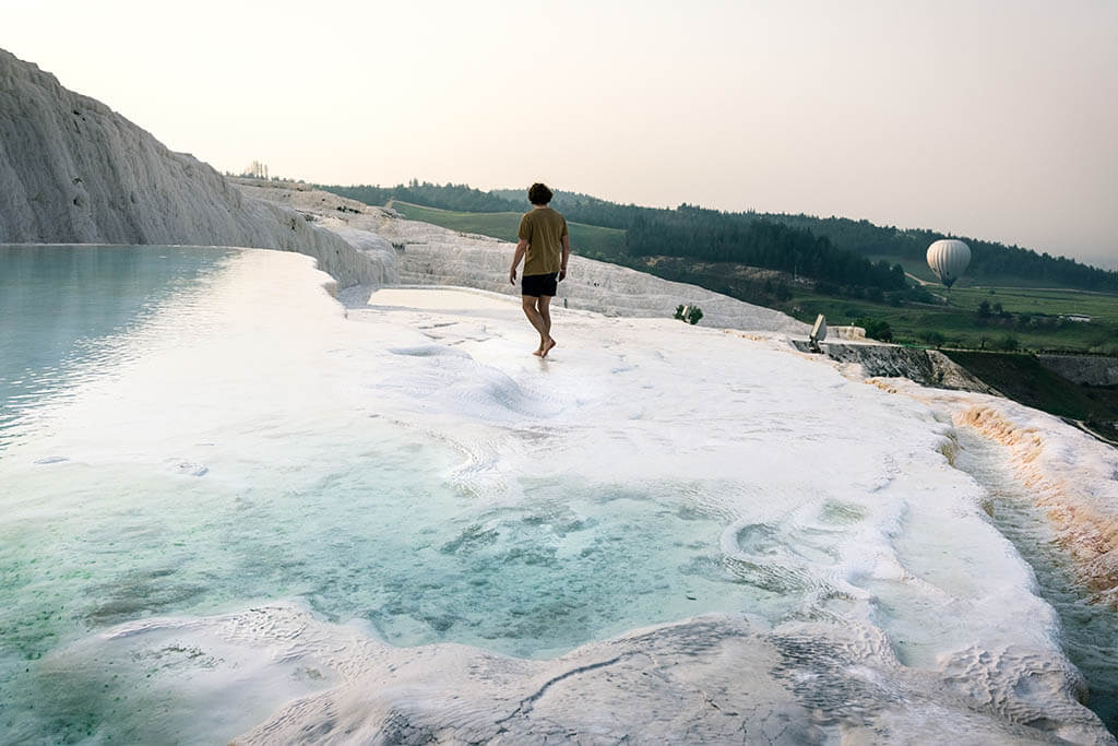 Fun things to do in Pamukkale