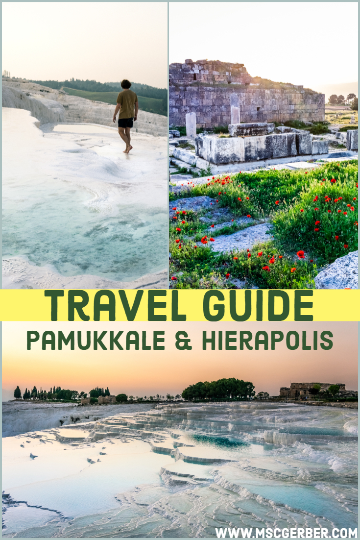 Pamukkale and Hierapolis are part of the UNESCO World Heritage list since 1988 and absolutely worth to visit. In my blog post I will tell you everything you need to know before visiting these Turkish beauties. Hope you'll like my travel guide.