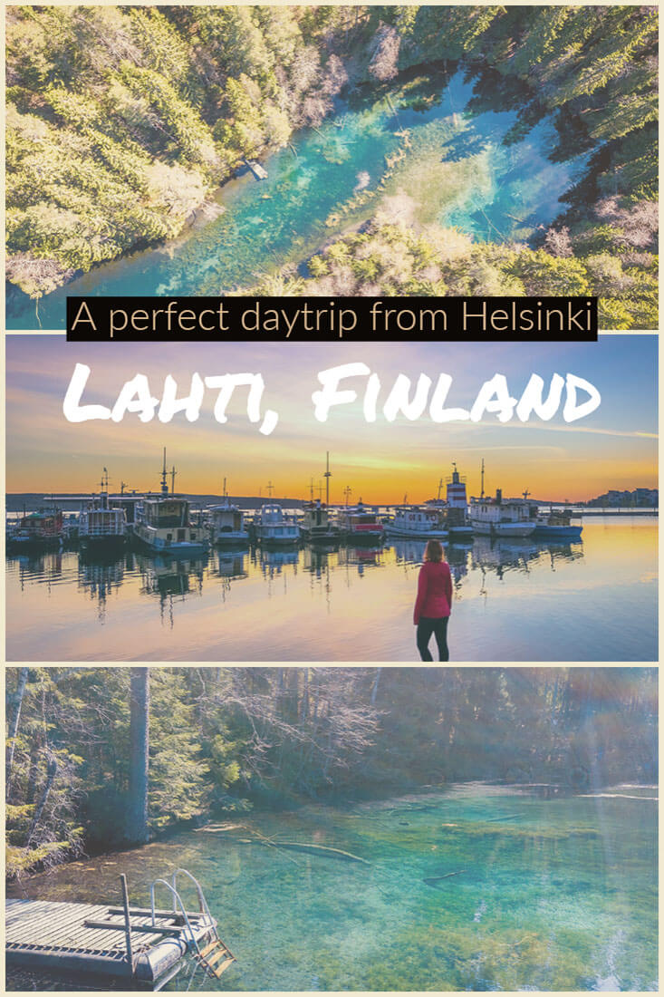 Lahti is a beautiful city and region nearby Helsinki, which makes it a fantastic day trip and getaway from Finland's capital for both traveler and locals. If you are in to sports activities or beautiful nature you will definitely love Lahti, which has so much to offer for your wanderlust.