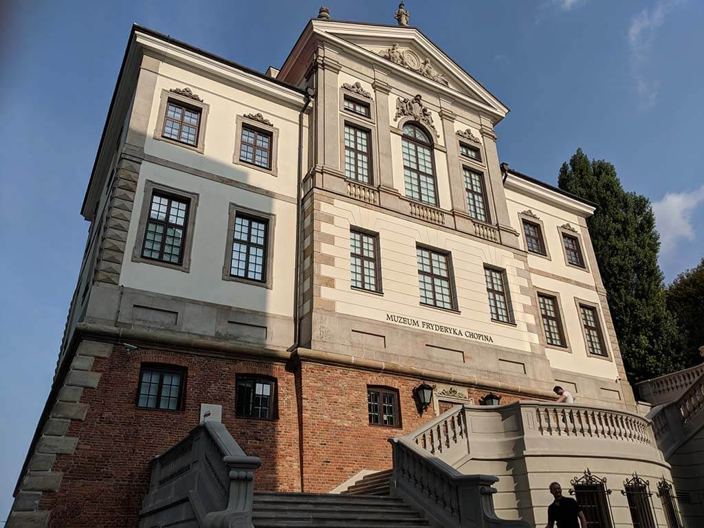 One day in Warsaw: Chopin Museum