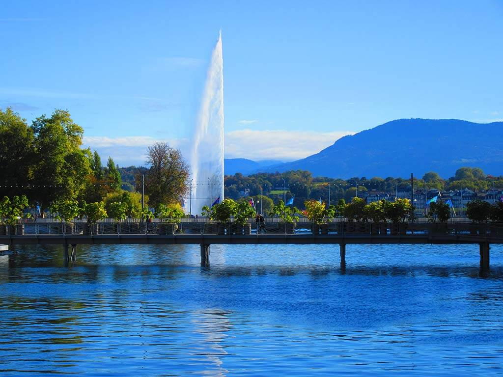 Geneva is one of the best places to visit in Switzerland