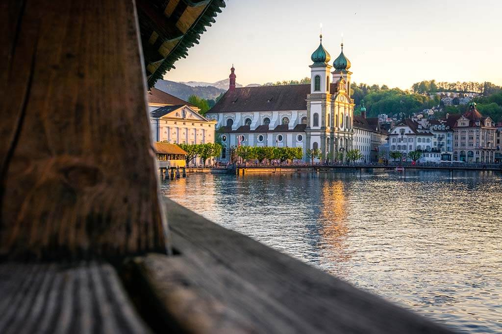 Lucerne is a city in Switzerland with a perfect location to explore the country