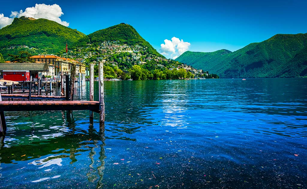 One of the best destinations to visit in Switzerland: Lugano