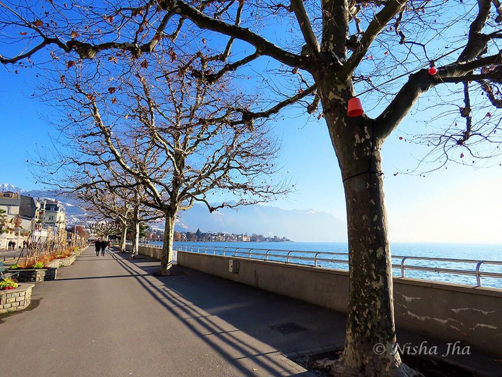 Vevey in Switzerland