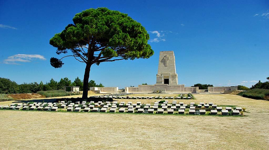 Lone Pine in Gallipoli