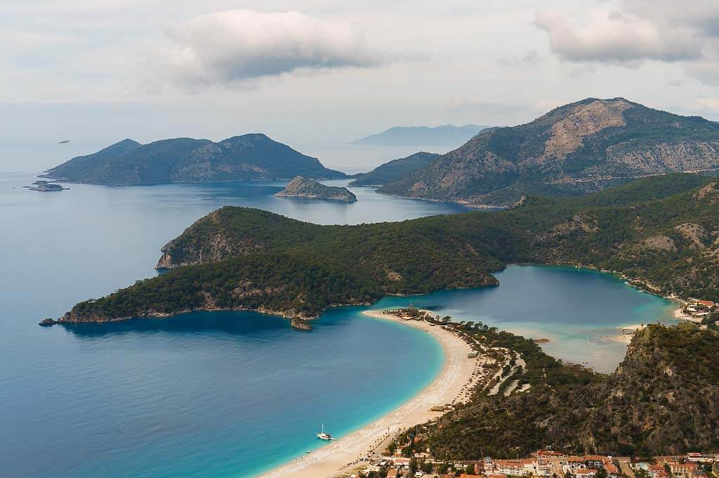 Hiking the Lycian Way in Turkey