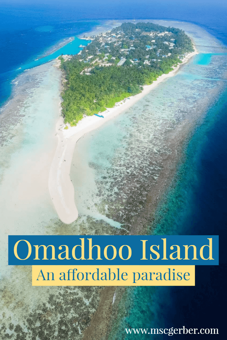 Omadhoo is a local island in the Maldives - and an absolute hidden gem for every traveler. You can experience the raw beauty of the Maldives while interacting with locals - and everything on a budget that suits even backpackers. Find out everything you need to know on my blog post.