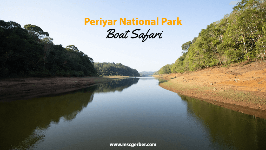 Periyar National Park Boat Safari - Kerala, India