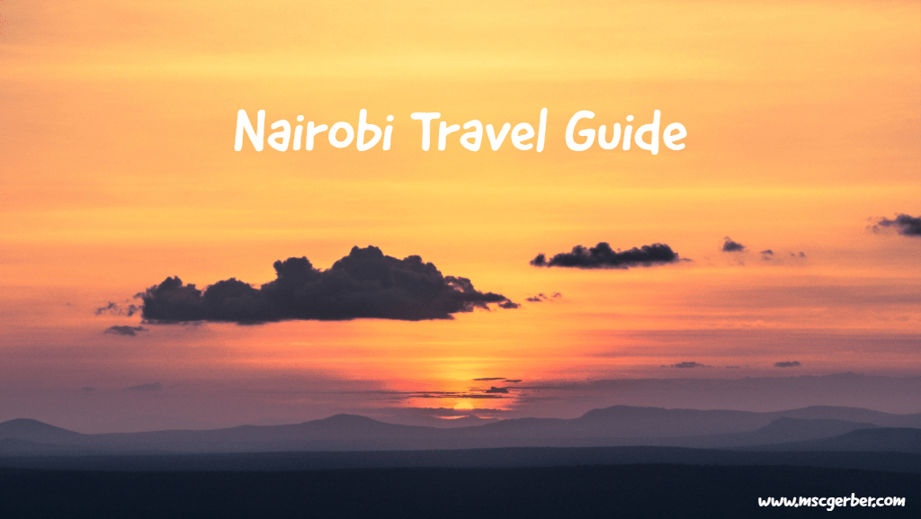 Things to do in Nairobi, Kenya