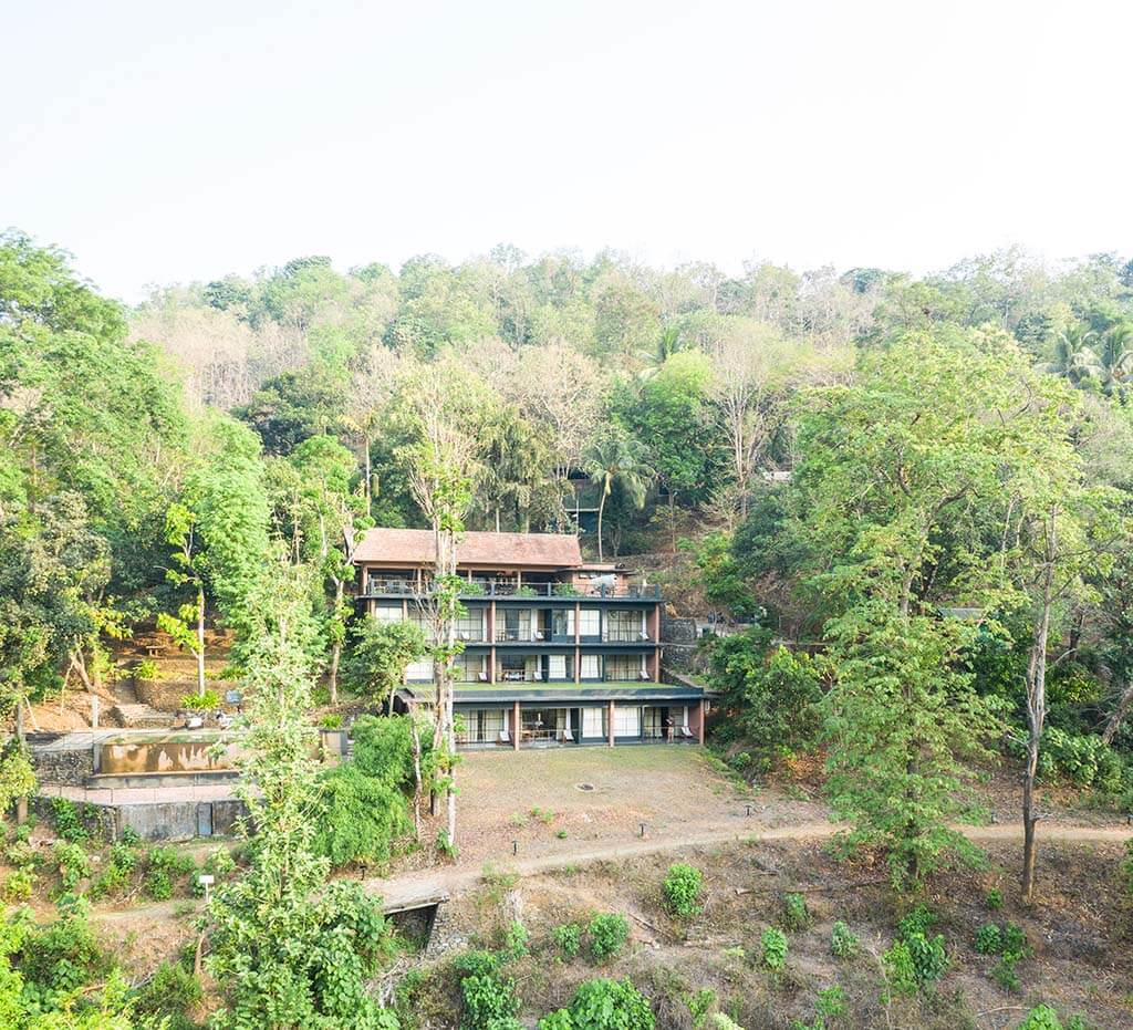Rainforest Resort in Athirappily (Kerala)