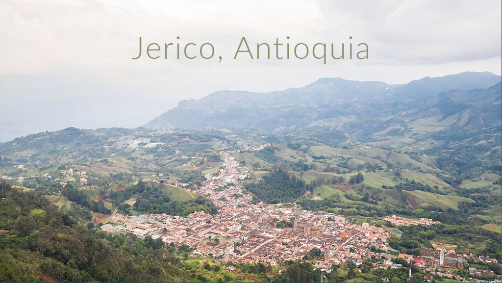 Jerico, Antioquia Travel Guide